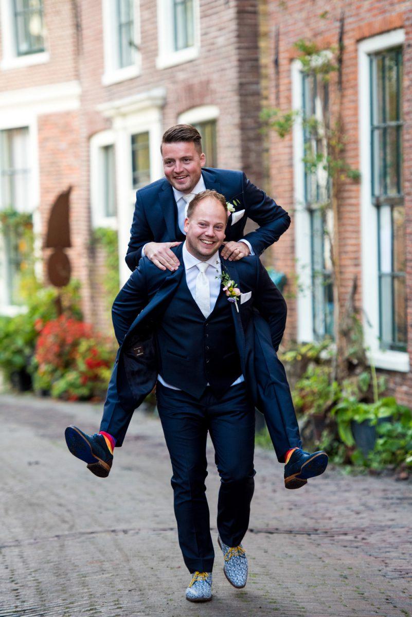 Derk en Thom – Bruiloft in de Weerribben