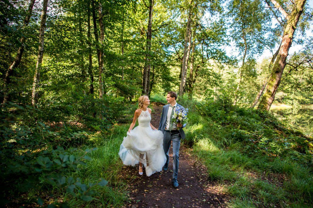 Sacha en Reno – Bruiloft in Friesland