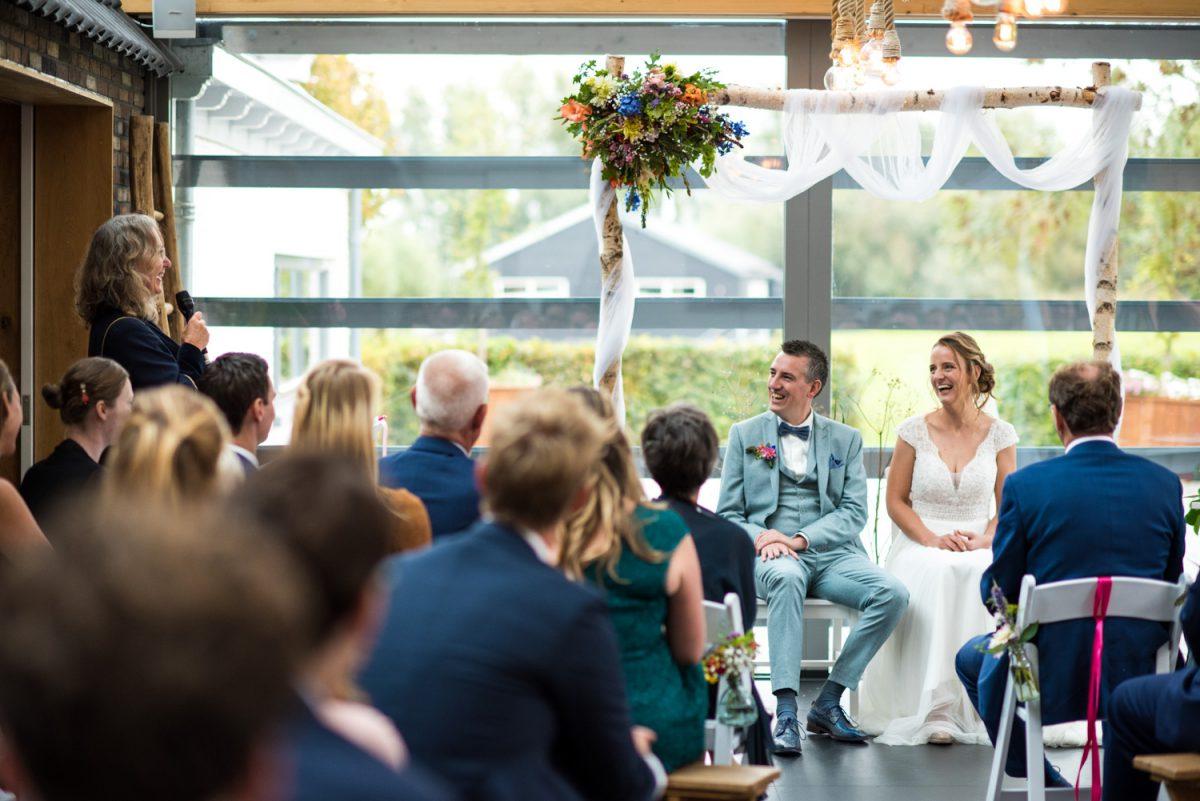 Dorieke en Hugo – Bruiloft bij de Pollepleats