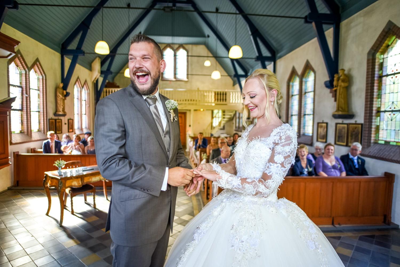 Natasha en Peter - Bruiloft bij het Veenpark - trouwfotografie door Ana