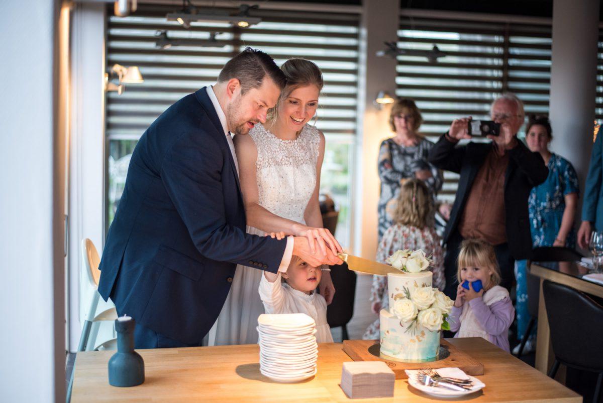 Robert en Aranka -Bruiloft op Vlieland