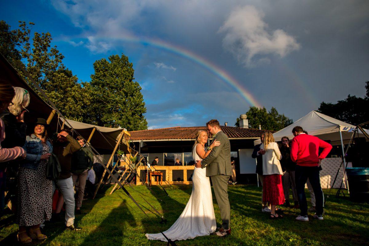 Barbara en Sander – Bruiloft bij De Grunopark