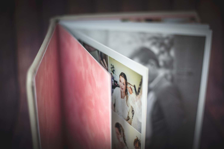 Fotoboek trouwfotografie