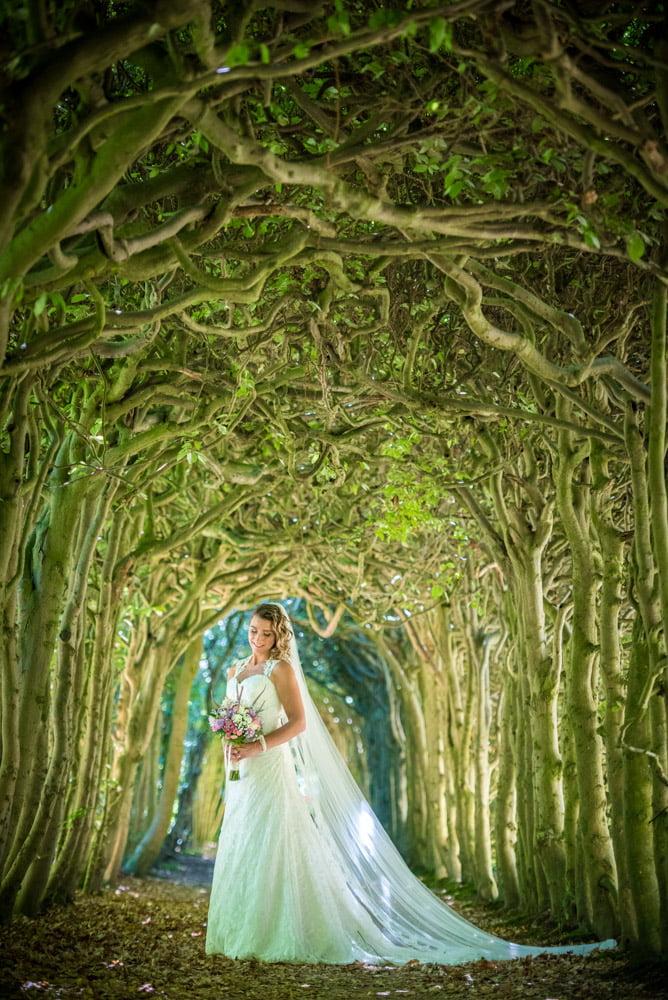 Paul en Linda - Bruiloft bij De Kruimel - trouwfotografie door Ana
