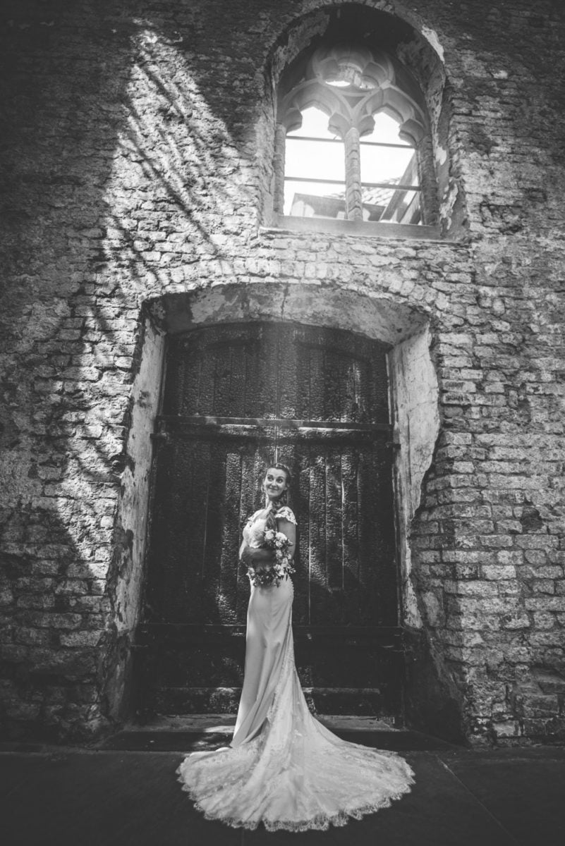 Sytske en Dirk - Bruiloft in Bolsward - trouwfotografie door Ana