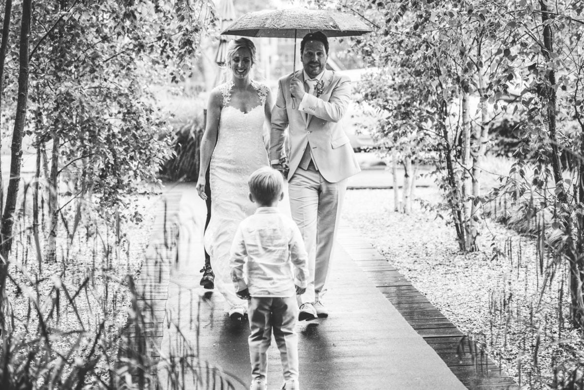 Geert-Jan en Joyce - Trouwen bij Paviljoen van de dame - trouwfotografie door Ana