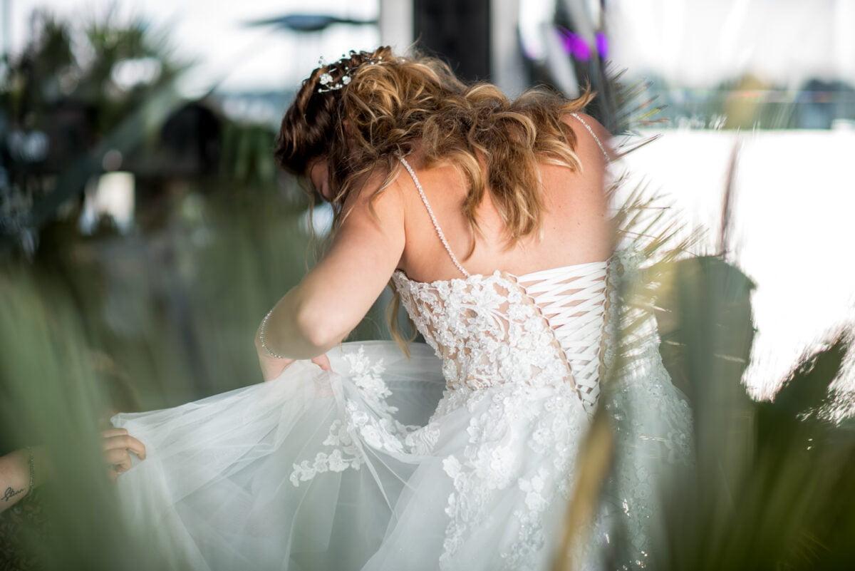 Tim en Jaleesa – trouwen bij Paviljoen Nijstad