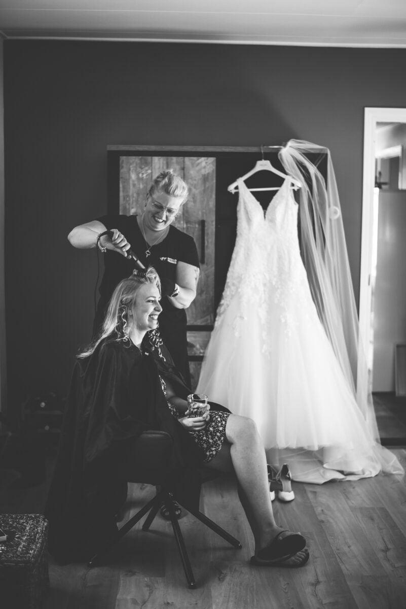 Manon en René – Bruiloft bij de Kruimel