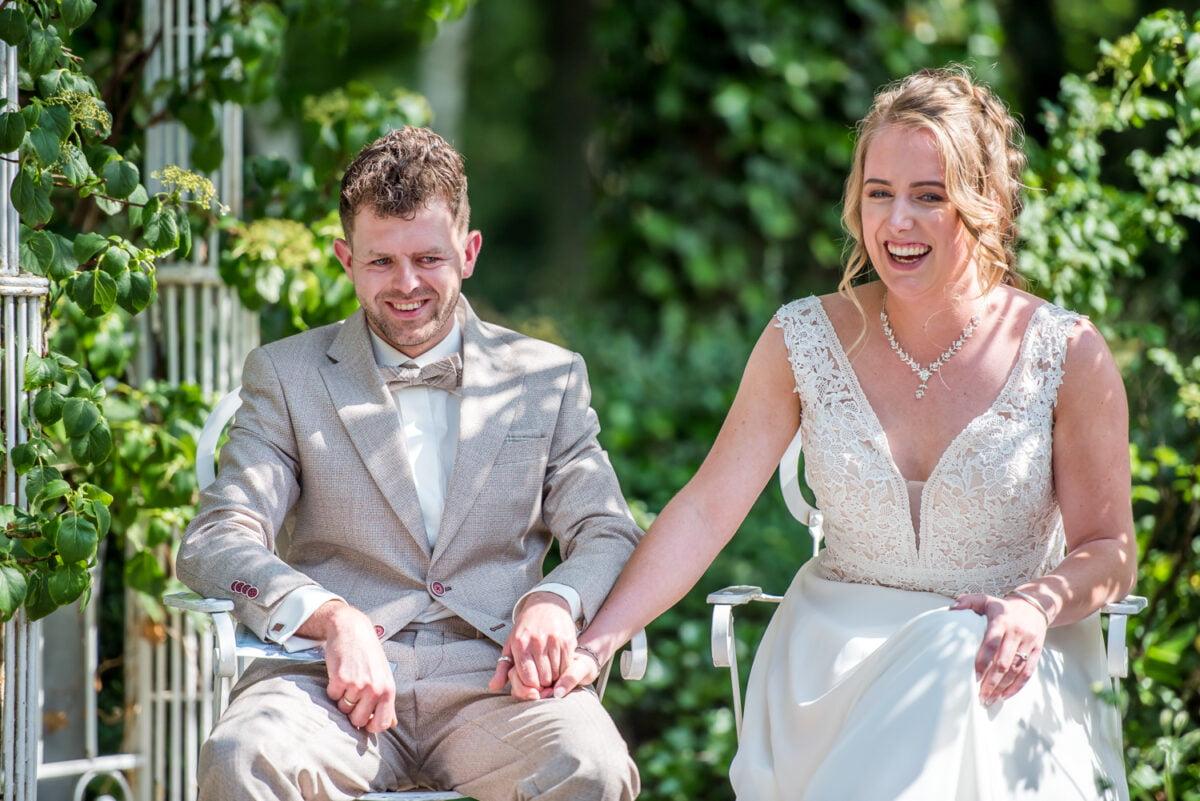 Ernst en Jennie – Trouwen bij de Wiemel
