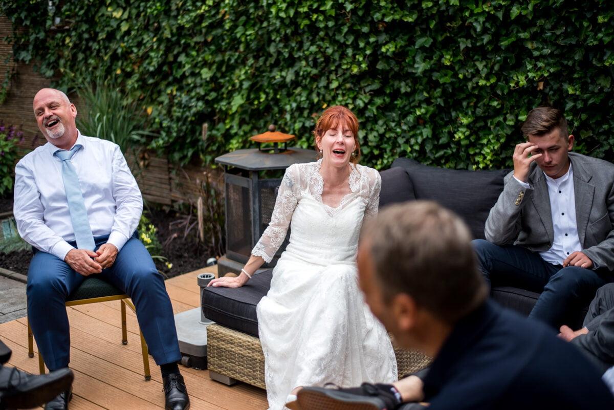 Harry en Silvia – Bruiloft in Groningen