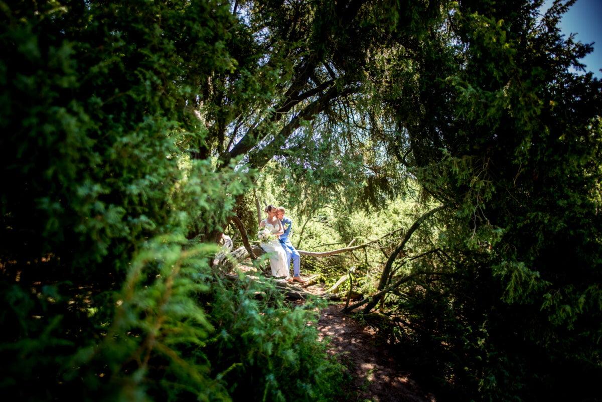 Freeke en Wilfred – Trouwen bij de Kruimel