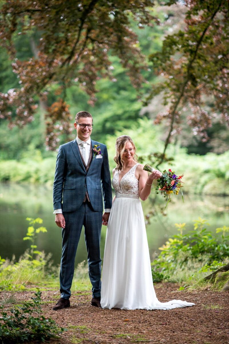Gert Jan en Emma- Trouwen bij Lemferdinge