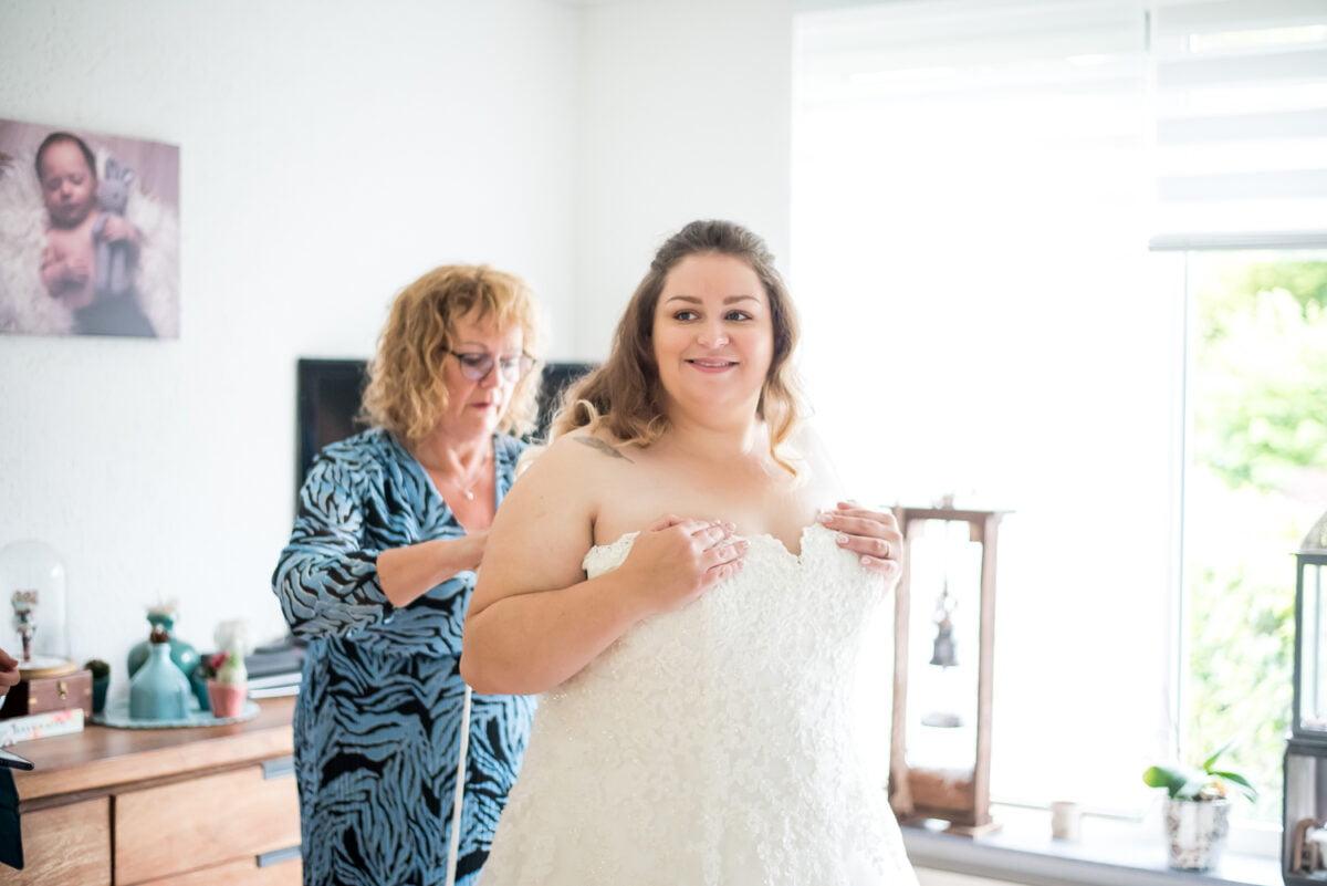 Saskia en Jeroen – Bruiloft bij de Kruimel