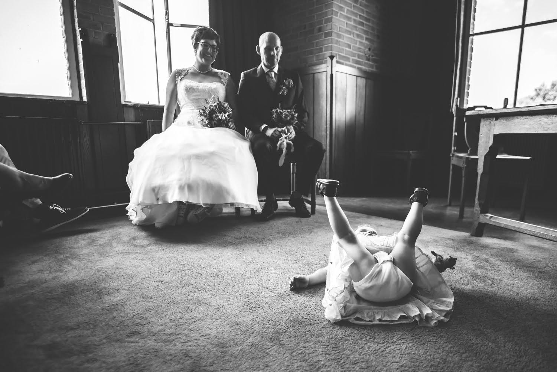 Lucy en Jan Jelle – Trouwen in Grou